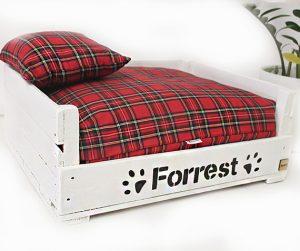 camas para perros, camas perros, camas para mascotas, cunas mascotas, cama de perro, cama para perros de madera